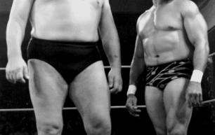 André the Giant (Dédé Roussimoff)