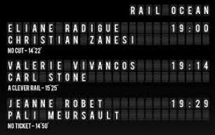 ____Rail Ocean Zanesi Radigue Vivancos Carl Stone Meursault Robet____