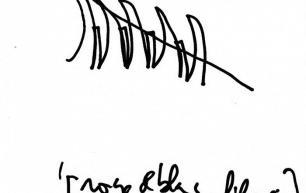"""Ecrits de Virgile Novarina, extraits de ses 5000 """"Ecrits et dessins de nuit"""""""